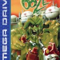 The Ooze, Sega Mega Drive Game