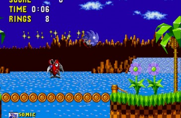sonic the hedgehog green hill zone